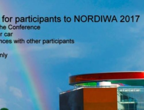 Want to find a lift going to NORDIWA 2017?