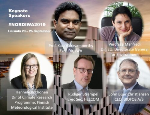 We proudly present Nordiwa2019 Keynote Speakers