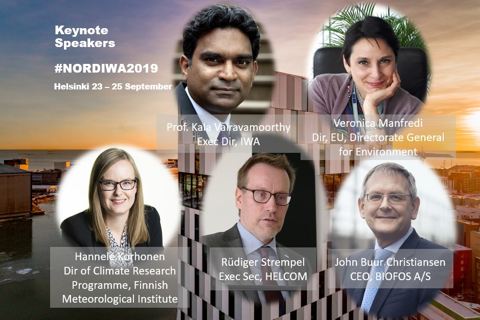 We proudly present Nordiwa2019 Keynote Speakers – NORDIWA 2019
